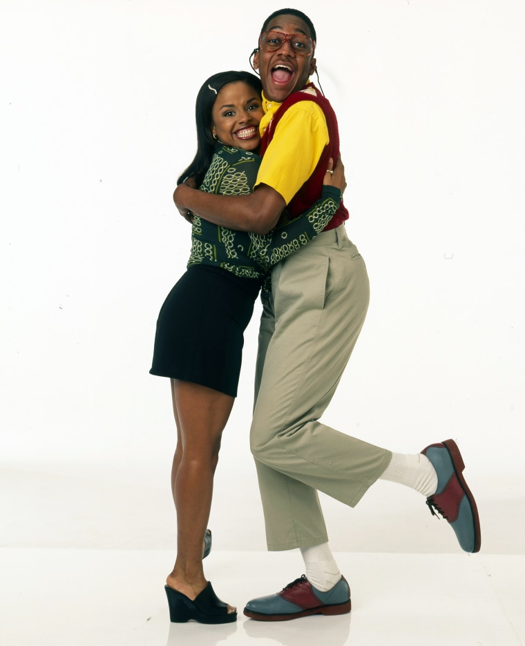 MICHELLE THOMAS;JALEEL WHITE