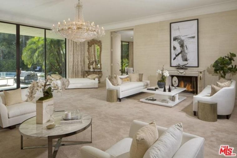 Adam Levine home