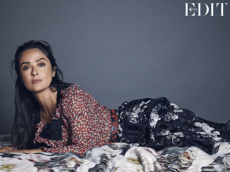 Salma Hayek - The Edit Magazine