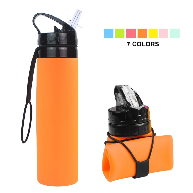 collapsible water bottle the best glass insulated and stainless steel water bottles 10159