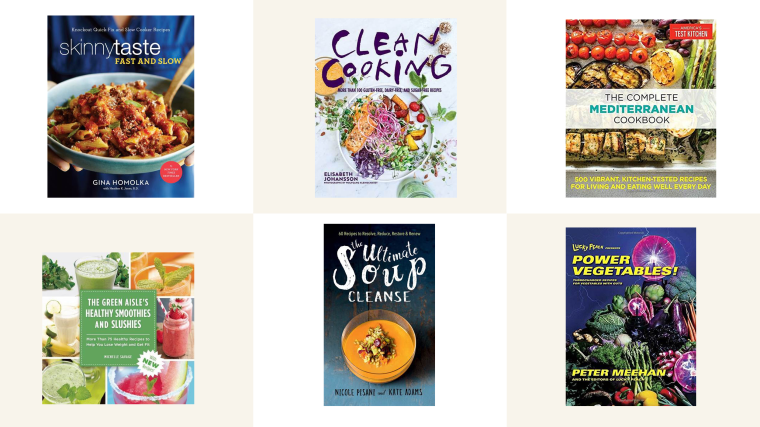 13 delicious and healthy cookbooks we cant cook without healthy cookbooks healthy recipes healthy dinner ideas healthy breakfast ideas healthy lunch forumfinder Gallery