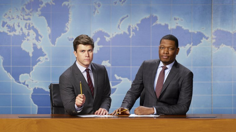 Snl S Weekend Update Returns To Help Make Sense Of This Crazy Summer