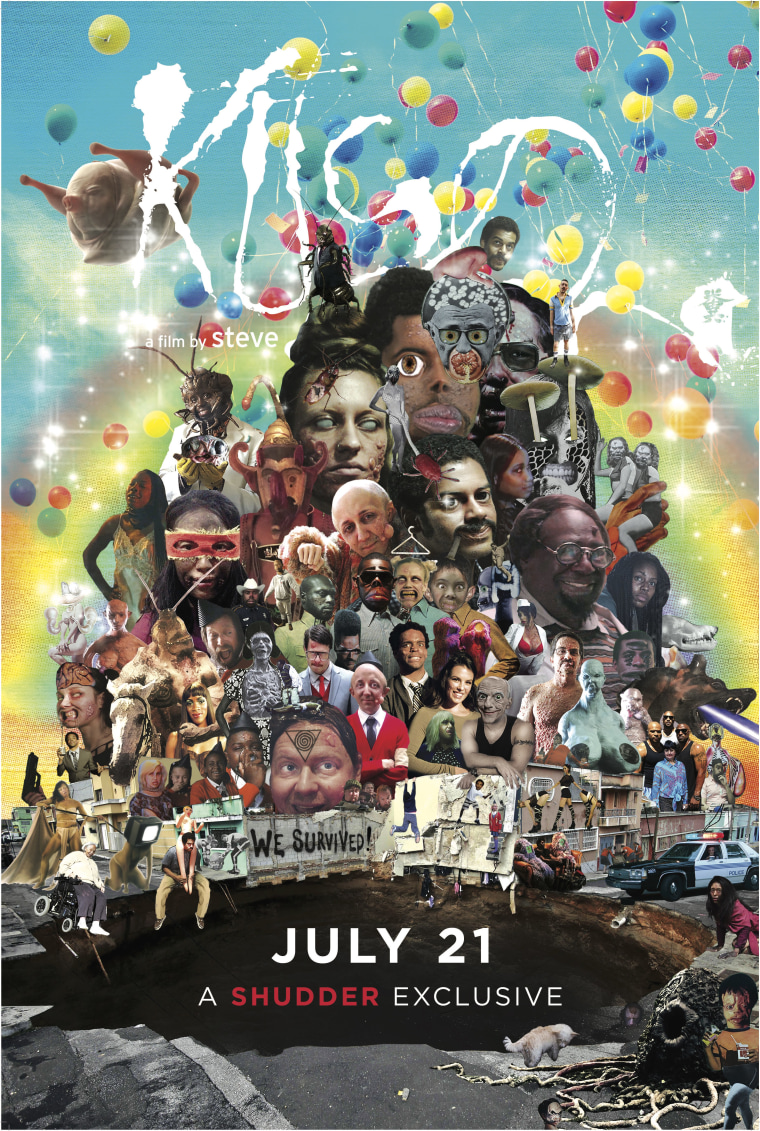 """Image: Rapper Flying Lotus, directs first film """"Kuso"""""""