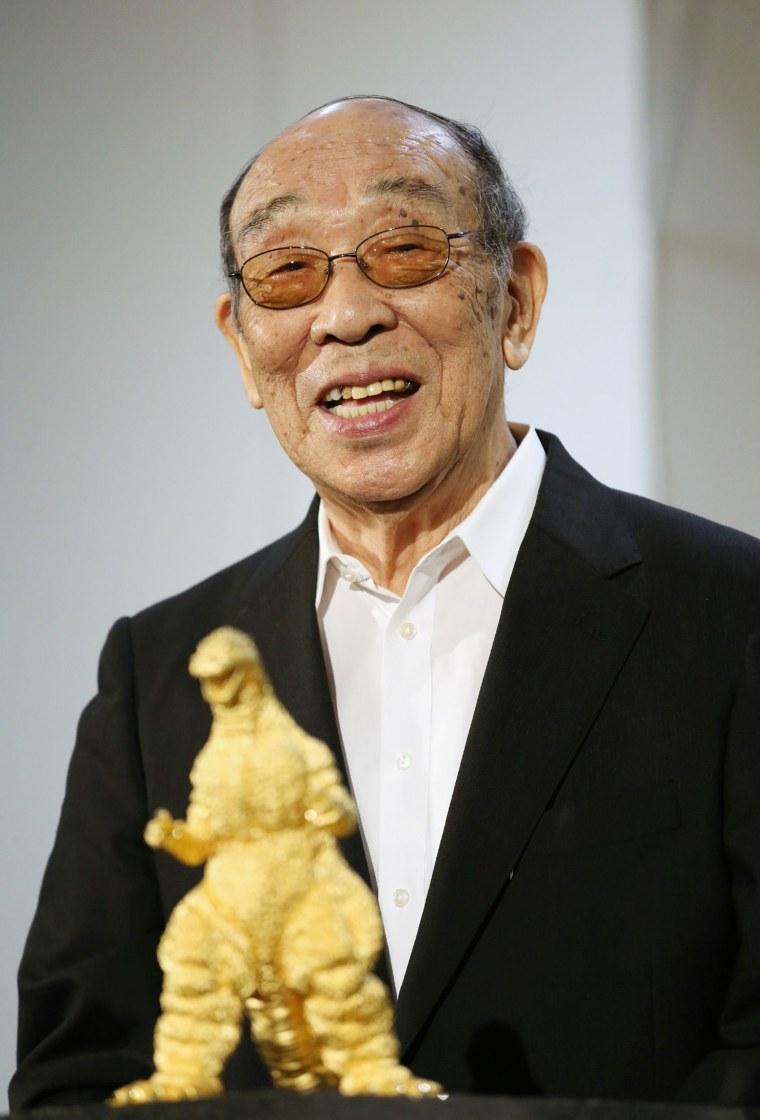 Image: JAPAN-FILM-GODZILLA
