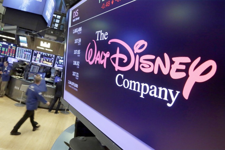 Image: The Walt Disney Company