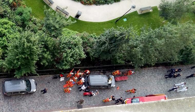 Image: Paris Attack