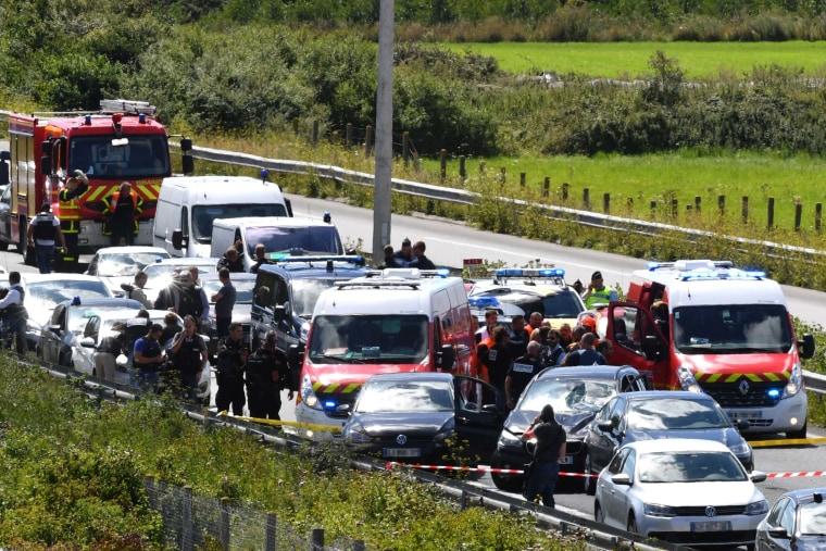 Image: Police Make Arrest