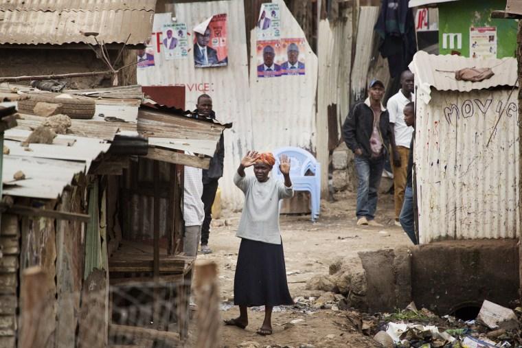 Image: Uhuru Kenyatta