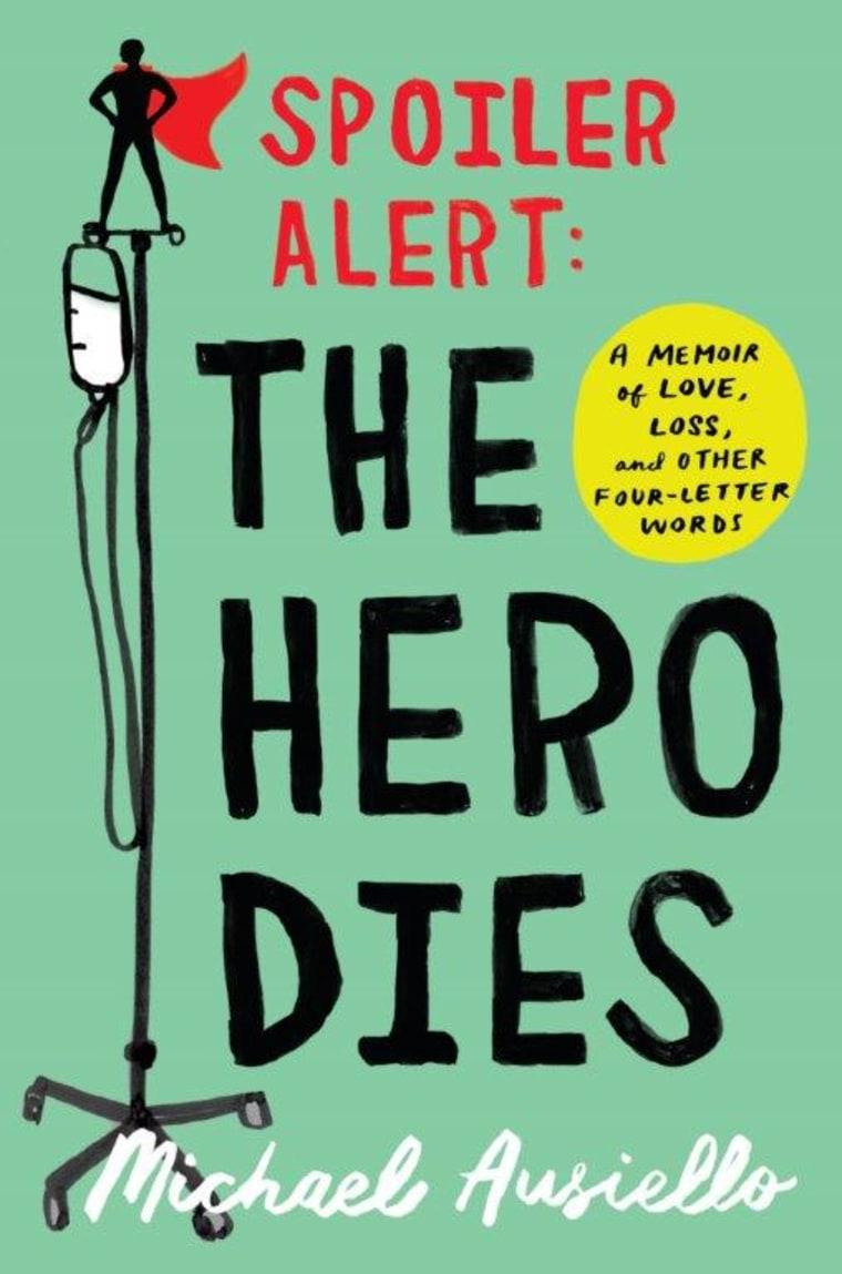 Image: Cover of Michael Ausiello's book