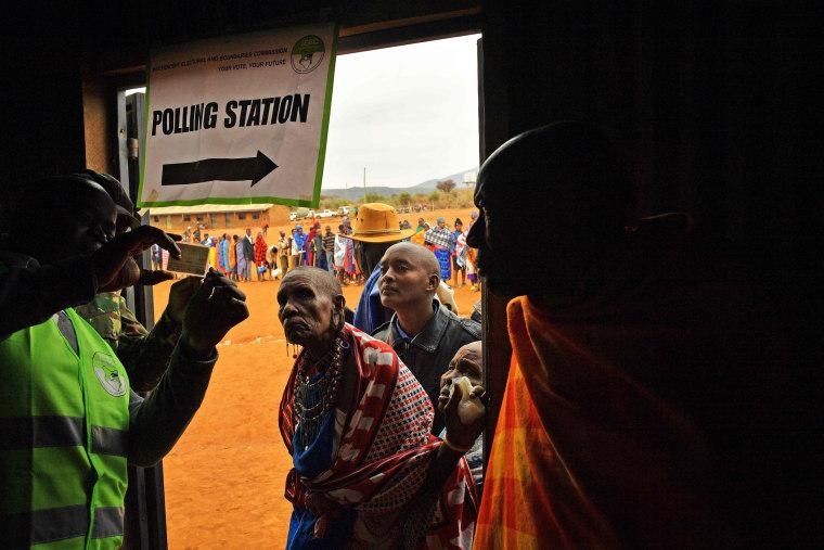 Image: TOPSHOT-KENYA-VOTE