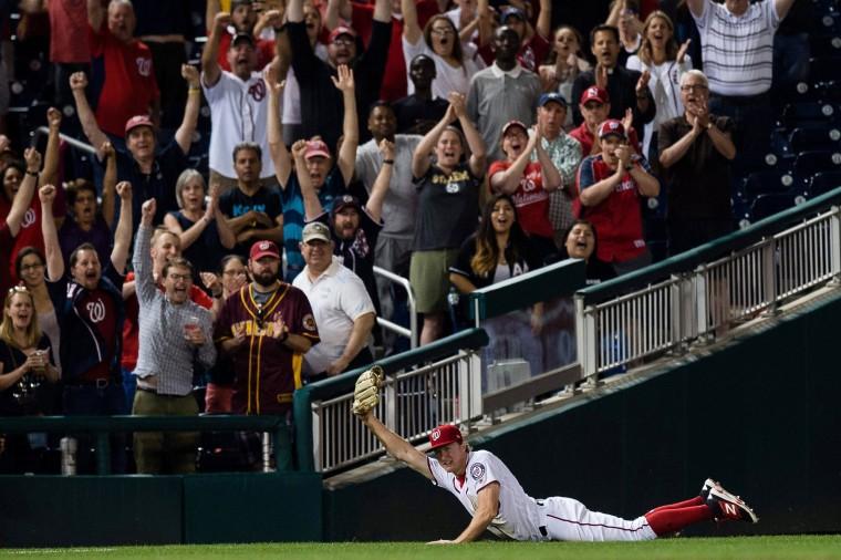 Image: MLB: Miami Marlins at Washington Nationals