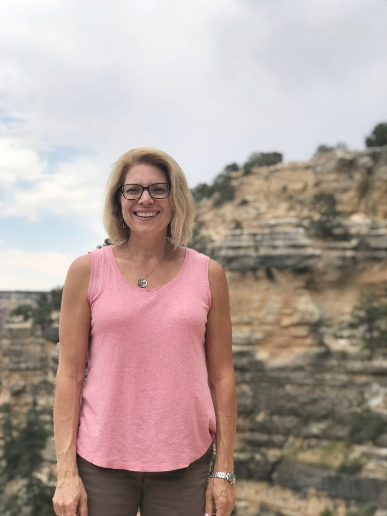 Since losing 78 pounds, Kari Hammond finds that she enjoys being active and has a harder time just sitting on the couch.