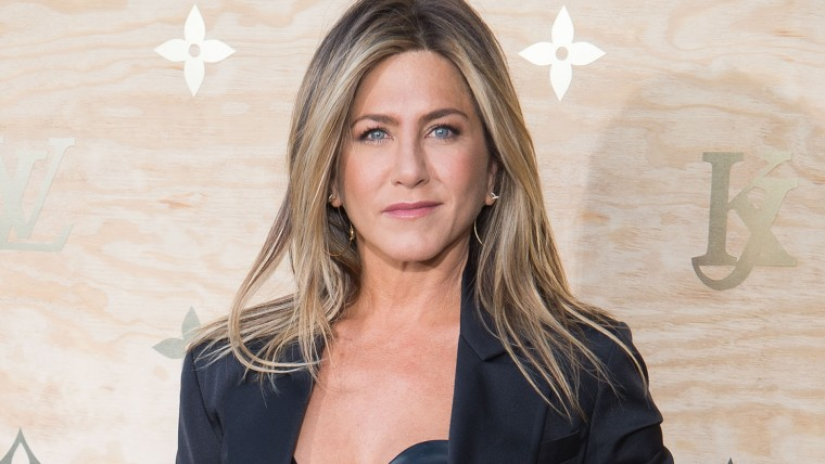 Jennifer Aniston wants to make one thing clear: 'I'm not