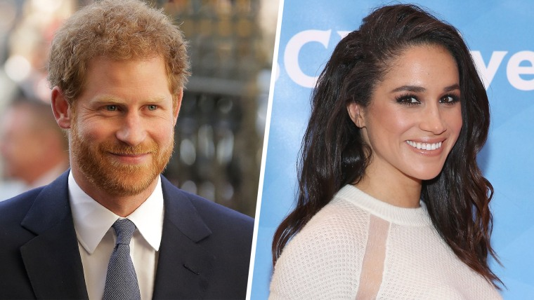 Sources tell TODAY that Prince Harry and American actress Meghan Markle have been dating since the summer of 2016.
