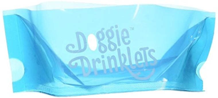 Doggie Drinklets Pack of 5 Portable Water Bowls