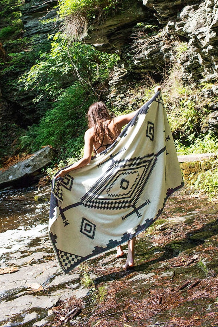 Pendleton los ojos Mexican beach towel