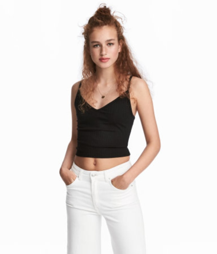 Short Jersey Camisole Top