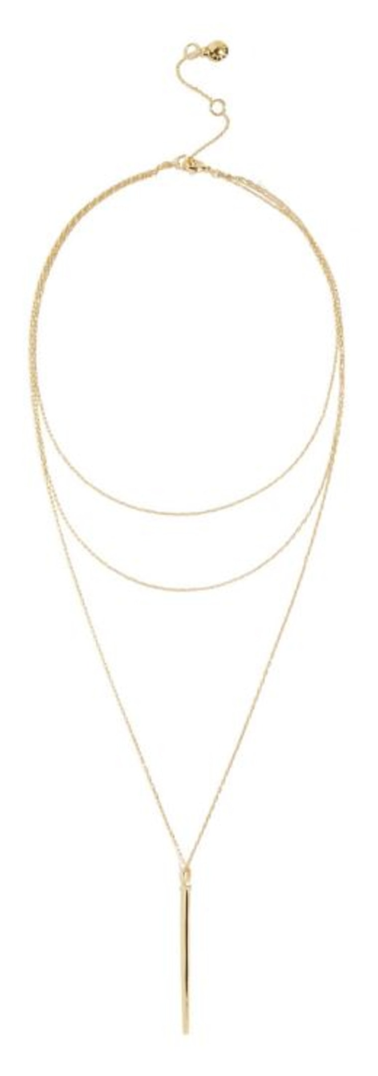 Mira Layered Necklace