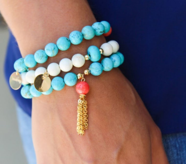 Sea Me in Turquoise Bracelet Set
