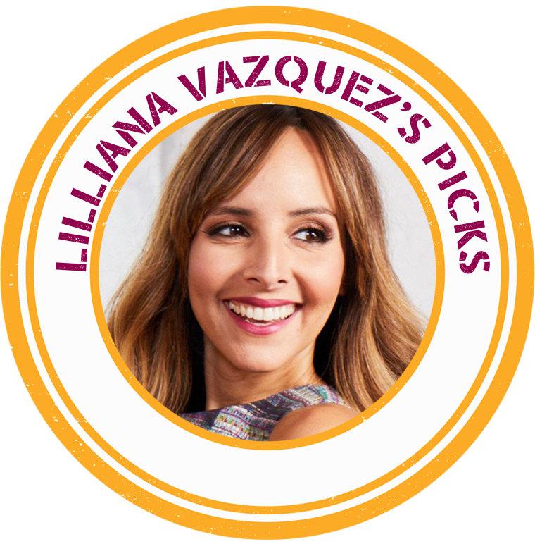 Style Squad Stamps: Lilliana Vazquez