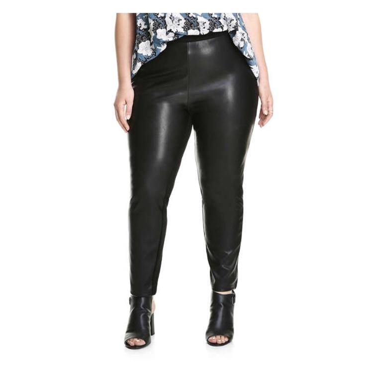 Joe Fresh Faux Leather Pant