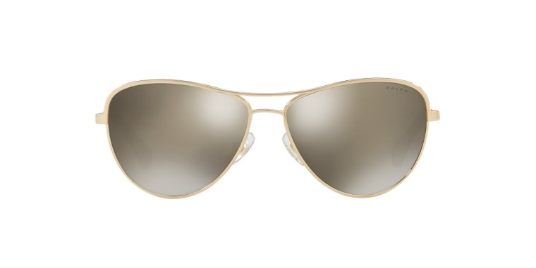 Gold Ralph Lauren Sunglasses