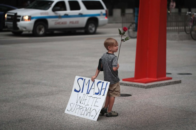 Image: Protests Held Across For Country For Victims Of Violence