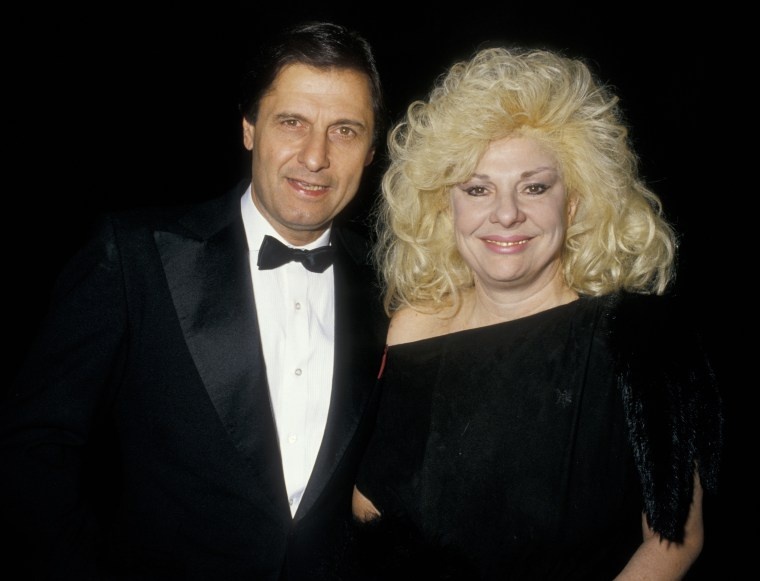 """Image: Renee Taylor and Joseph Bologna attend the """"Actor's Fund Benefit"""" in Beverly Hills"""