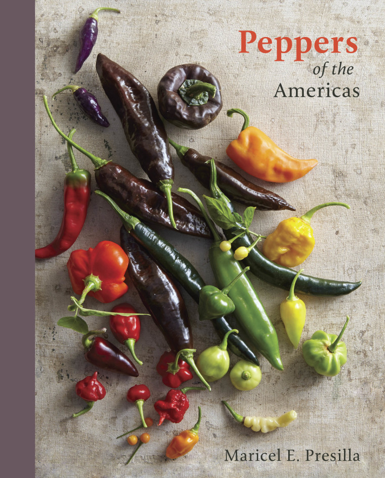 Image: Peppers Cookbook