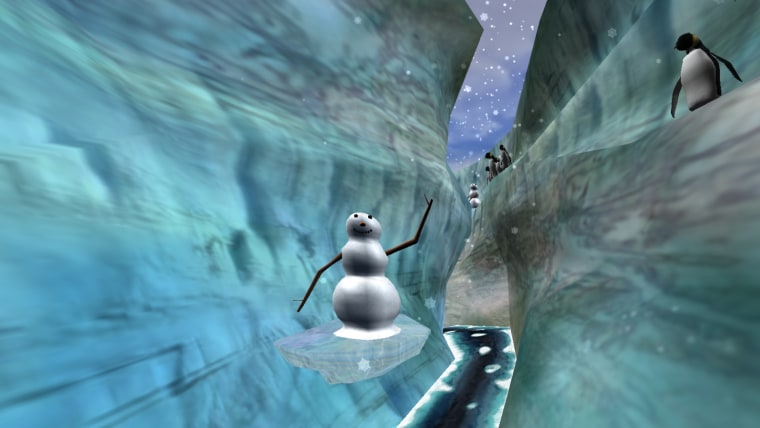 Image: Snow world