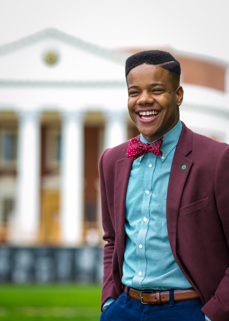 Image: Martese Johnson