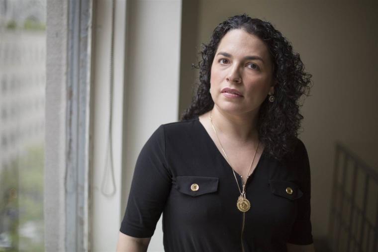Scholar, author and educator Nicole Gonzalez Van Cleve.