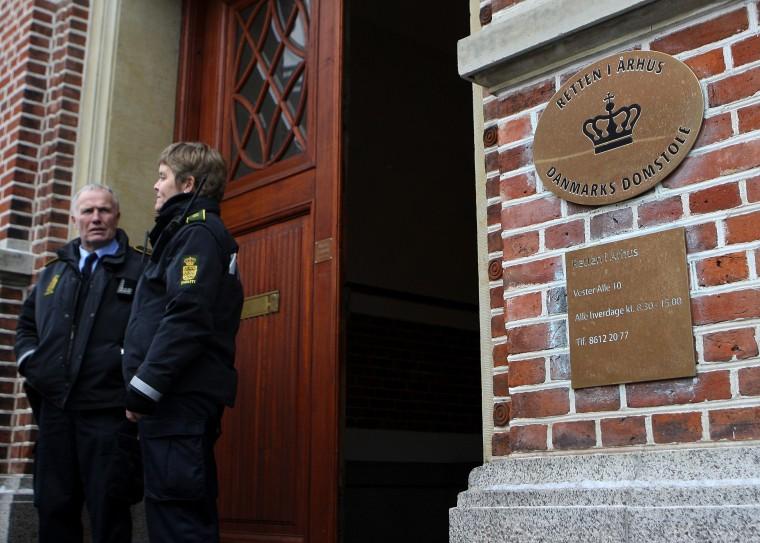 Image: Danish Court House