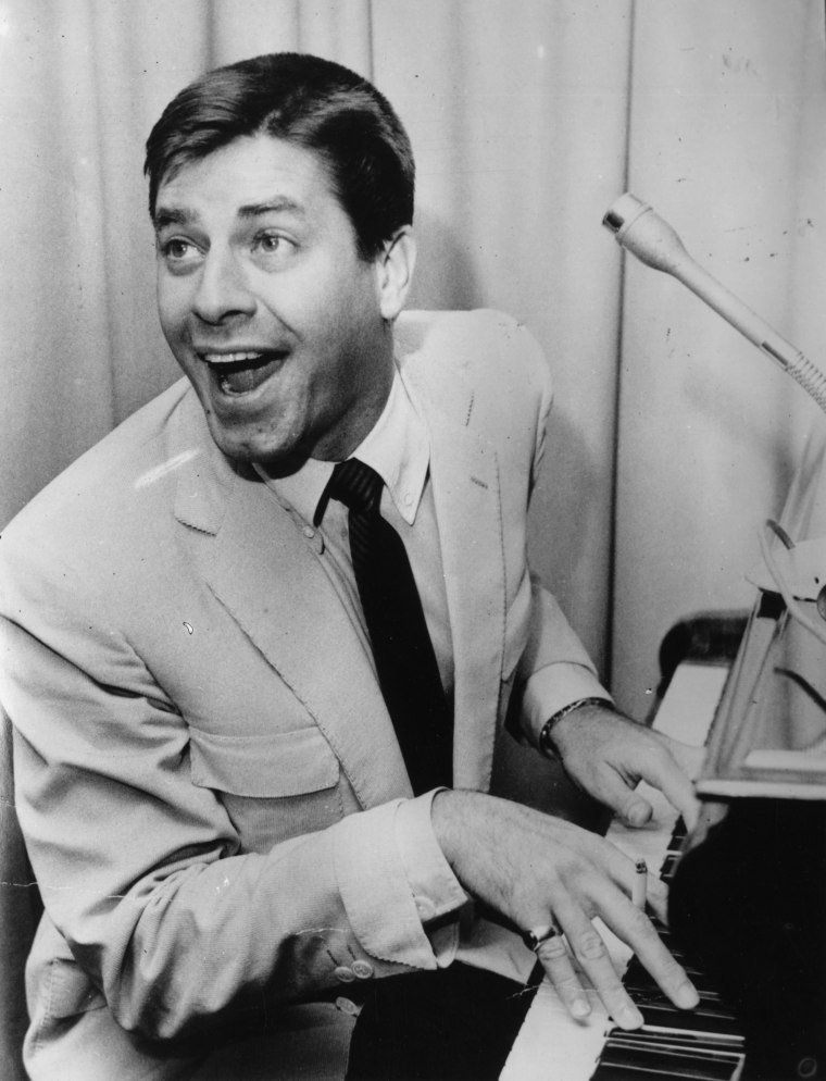 Image: Jerry Lewis