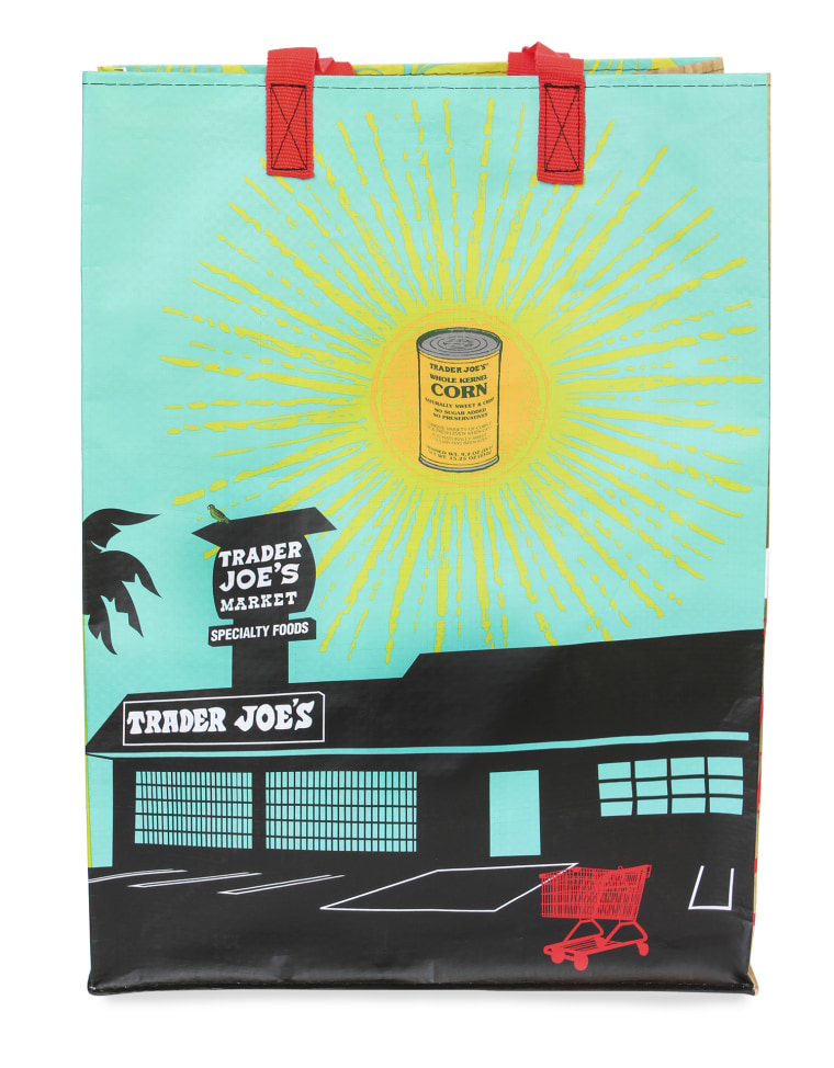 Trader Joe's reusable bag
