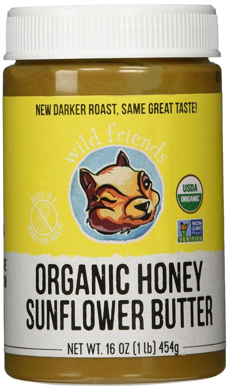 Honey Sunflower Butter