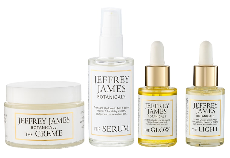Jeffrey James Beauty Set