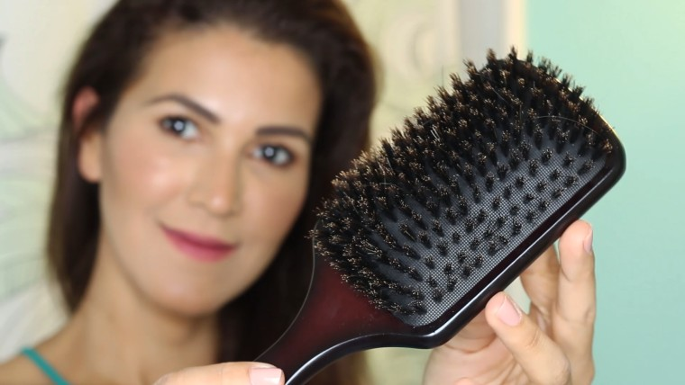 What Is The Best Type Of Hairbrush For Natural Hair