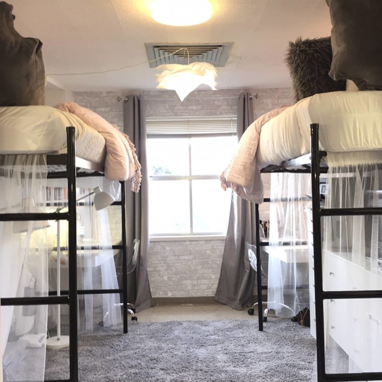 Dorm Makeover at Texas State University