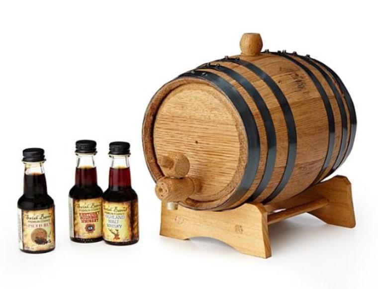 Whiskey and Run Making Kit