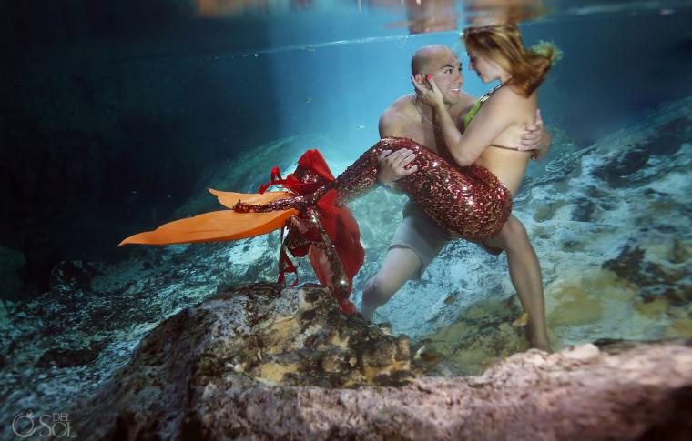 Mermaid proposal