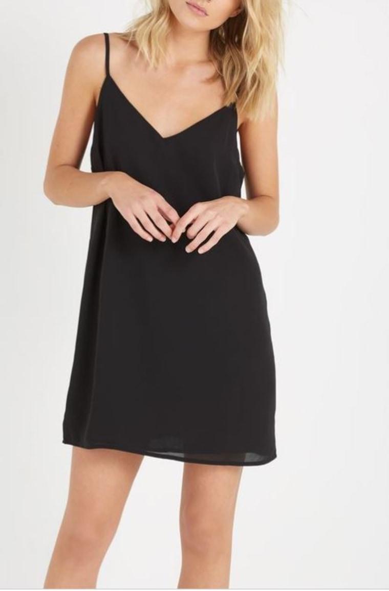 Woven Slip Dress