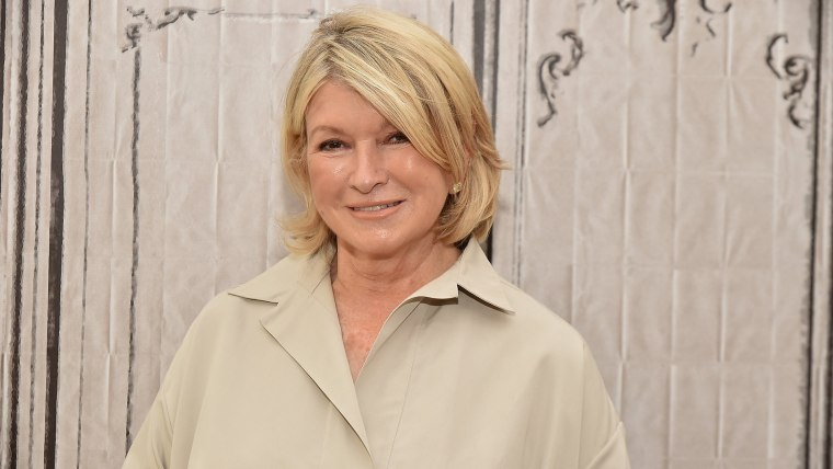 Martha Stewart opens up about her prison time.
