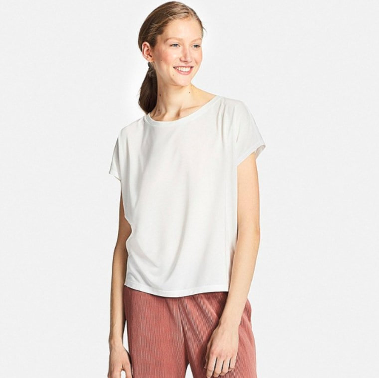 The best white T-shirts for women by outfit 8d585536a