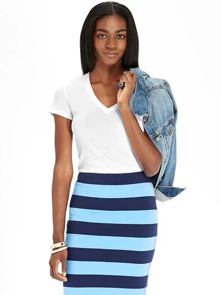 Old Navy Perfect V-Neck Tee
