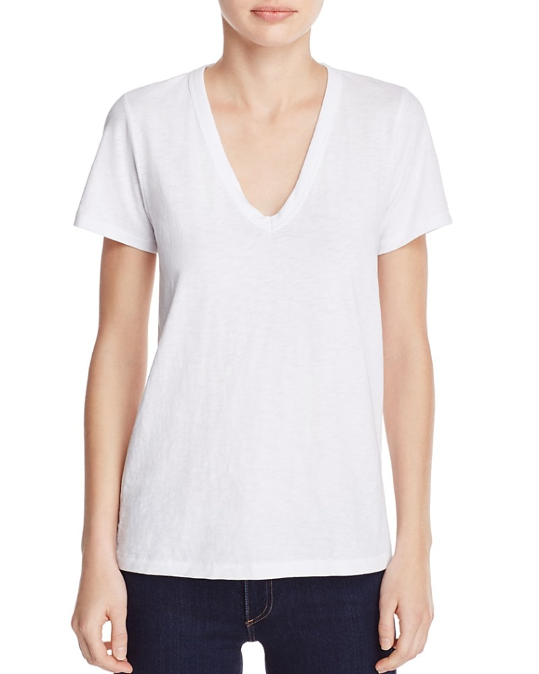 a7a6e399149 The best white T-shirts for women by outfit