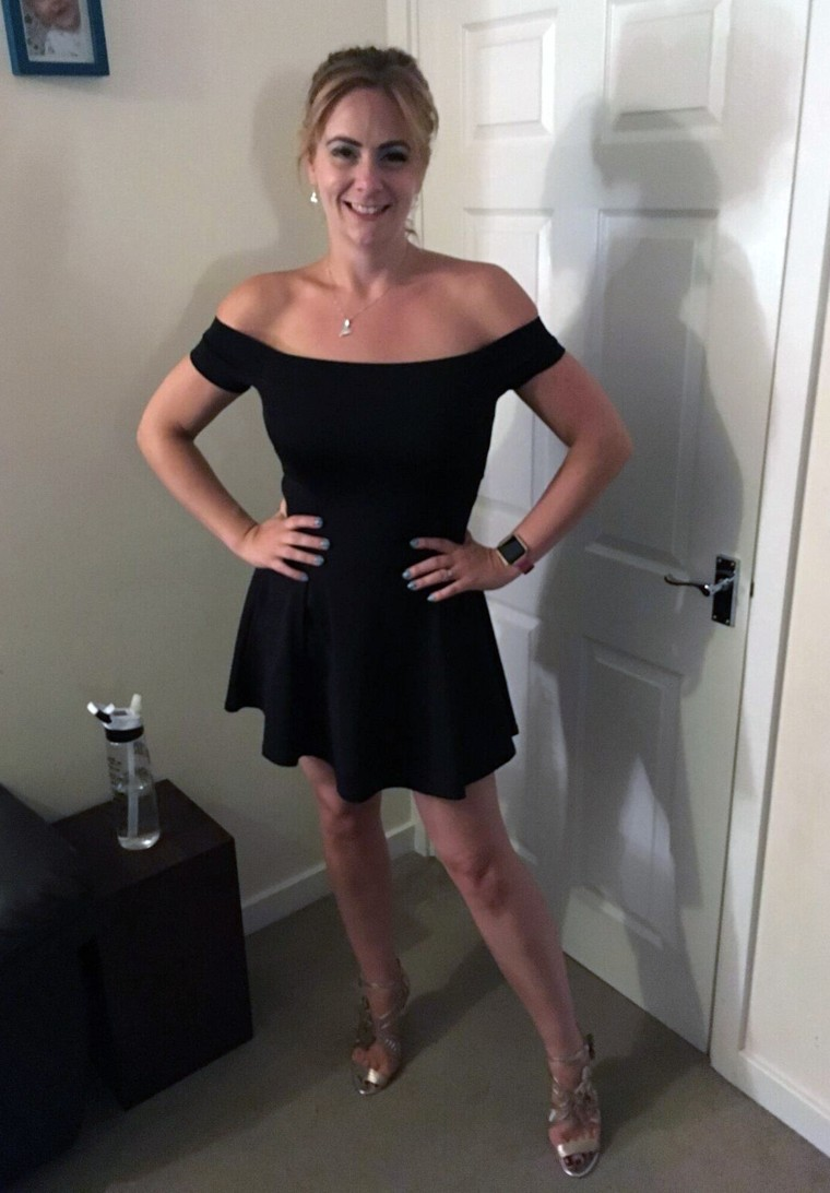 After her local Indian restaurant sent her a Christmas card for being such a good customer, Natalie Moxey knew it was time to lose weight. She lost 93 pounds in 18 months.