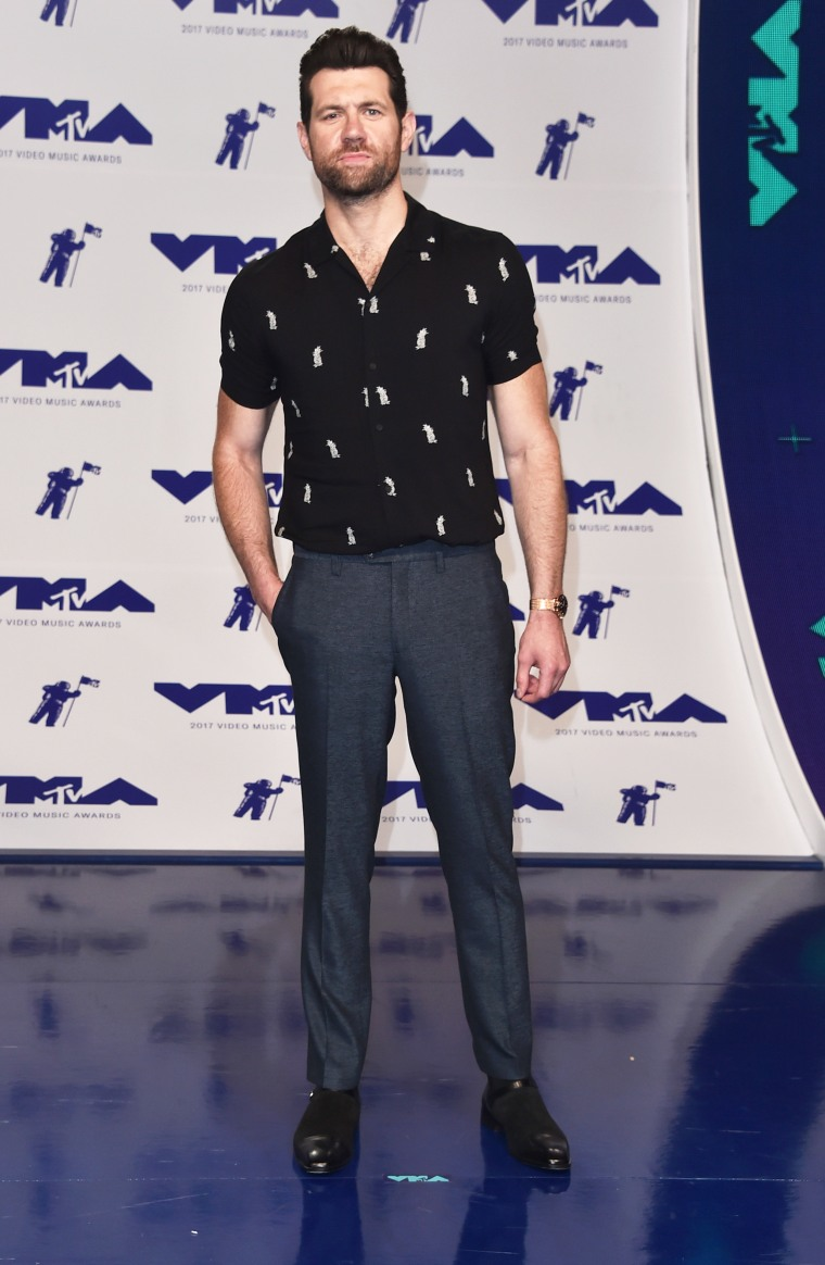 Billy Eichner MTV Video Music Awards red carpet