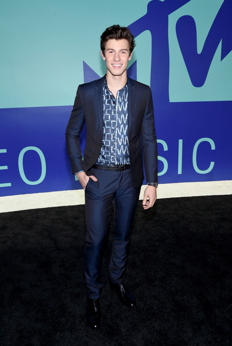 Shawn Mendes MTV Video Music Awards 2017