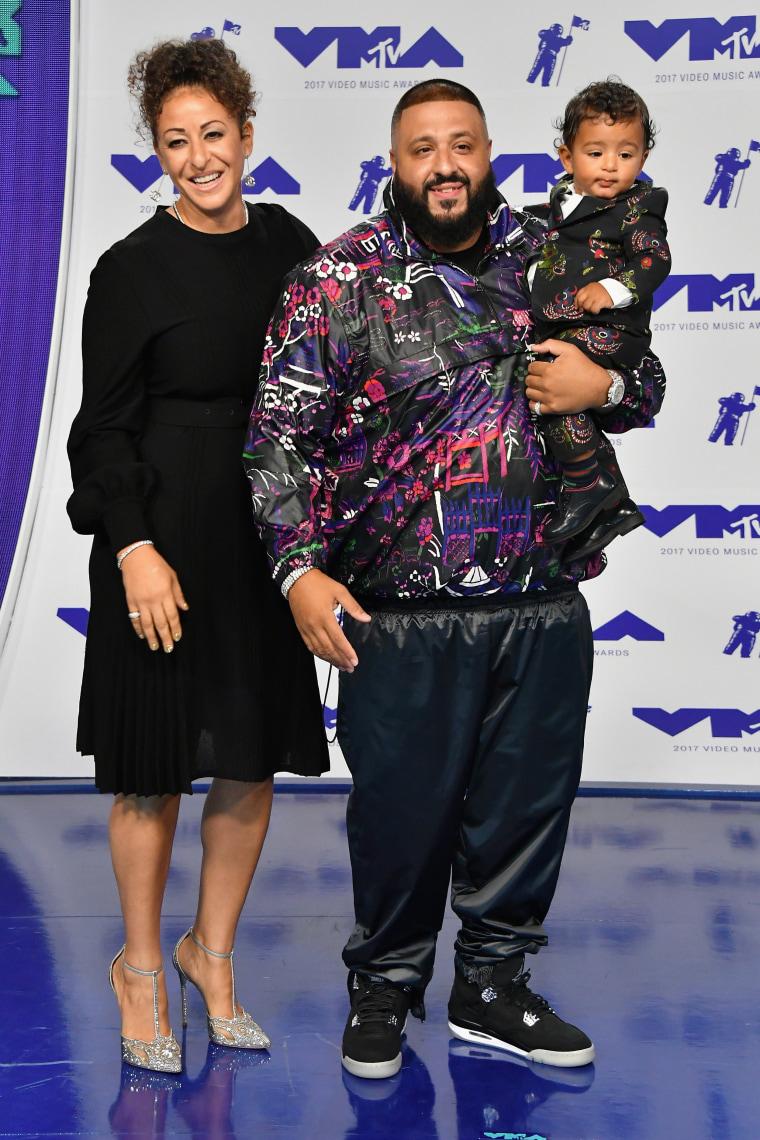DJ Khaled MTV Video Music Awards - Arrivals
